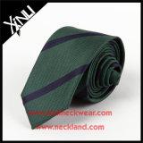 Homens Moda 100% artesanais tecidos de seda de retenção do bocal fino