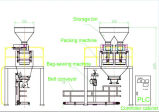 25kg-50kg Verpackungsmaschine für pulvriges Düngemittel