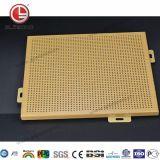 Globond перфорированные панели из алюминия для наружной& внутреннее использование