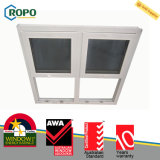 PVC Single / Double Hung Window com tela de mosca