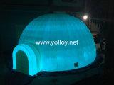 قابل للنفخ جذّابة [لد] قبّة خيمة مع ضوء
