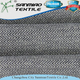Cotone commerciale della saia del fornitore 330GSM di assicurazione che lavora a maglia il tessuto lavorato a maglia del denim per i pantaloni