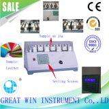 Máquina de teste de dobramento material da face das sapatas (GW-001BA)