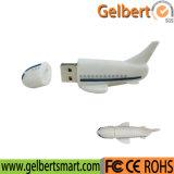 Unidade Flash USB personalizados modelo de avião de disco USB 2.0