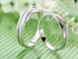 Manier 925 Echt Zilver voor Huwelijk