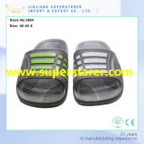 Simple EVA Slipper Man, doux et confortable, pantoufles en plastique