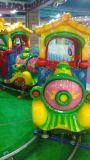 Поезд малышей мест парка атракционов 16 электрический для сбывания