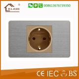 1 commutateur électrique de mur de voie du levier 2