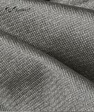 Tissu en nylon enduit argenté du tricot Scn003