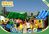 le plus défunt stationnement gonflable de l'eau 2017 avec la piscine pour l'amusement