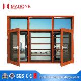 중국 도매 최신 쇠창살 디자인 인도 작풍 여닫이 창 Windows