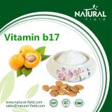제암성 쓴 살구 커널 추출 Laetrile 또는 비타민 B17 아미그달린 분말