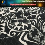 Polyester Spandex Printing Fabric for Men Board Shorts