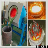 Four de fonte de inclinaison automatique de chauffage par induction d'IGBT de Zhengzhou Gou pour le cuivre 50kg/argent/or