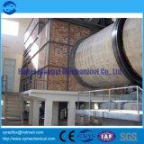 Cadena de producción de la tarjeta de yeso - planta de la tarjeta de yeso - polvo del yeso
