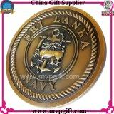 Монетка возможности высокого качества для воинской монетки монетки