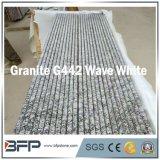 بيضاء يزجّج يصقل [بويلدينغ متريل] حجارة صوّان [فلوور تيل] من الصين