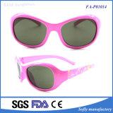 2016 Promoção TPE Pink Frame Style Style Óculos de sol para crianças