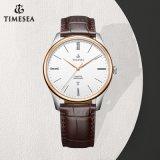 De modieuze Horloges Mens Watch72336 van het Kwarts van de Band van het Leer van het Water Bestand Echte