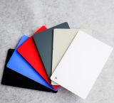 Hoja de plástico ABS de alta brillo blanco para la impresión de anuncios