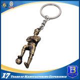 Metal de bronze cheio Keychain de 3D Anitque (Ele-K014)