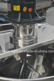 Caramelo eléctrico de la calefacción del acero inoxidable de 100 litros que cocina los crisoles
