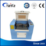 Máquina de gravura do laser do CO2 mini para o vidro de vinho do frasco
