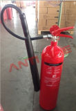 Огнетушитель СО2 снадарта ИСО(Международная организация стандартизации)