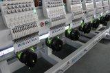 Holiauma 최신 판매 8 편평한 획일한 자수 Ho1508c를 위한 15 바늘을%s 가진 맨 위 모자 자수 기계