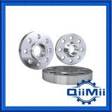 DIN AISI-304/316Lはステンレス鋼の通されたフランジを造った