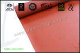 Rivestimento di gomma resistente dell'abrasione, rivestimento della prova dell'abrasione di resistenza all'usura