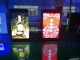 Intense luminosité de l'Afficheur LED P6 d'écran d'étalage extérieur de la publicité
