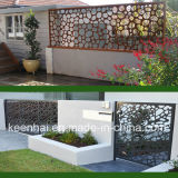 Moderne Garten-Hauptleitungs-Aluminiumentwürfe