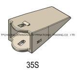 конструкция 35s оборудует зубы ведра для землечерек