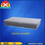 De hoge Macht combineerde Heatsink wat de Behandeling van de Oxydatie van de Oppervlakte steunen