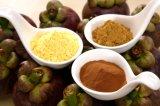 Extracto de Mangostínio Natural 100% para Alimentos e Suplemento (alta qualidade)