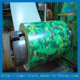L'Acier galvanisé Acier PPGL PPGI couché couleur de la bobine avec bonne apparence
