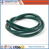 Tubo Braided di rinforzo flessibile del PVC di irrigazione dell'acqua della fibra