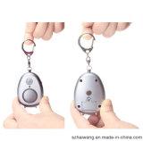 自衛(SA810)のための小型個人攻撃無線アラーム