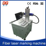 Machine chaude d'inscription de laser de fibre du type 30W