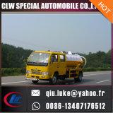 Aspiration-Type Scavenger d'égout, camion d'aspiration d'eaux d'égout/camion nettoyage de toilette