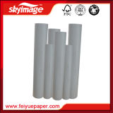 105GSM 1, papier visqueux/collant de 620mm*64inch de sublimation de transfert pour le vêtement de mode