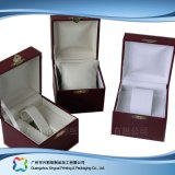 Hölzerner/Papier-Bildschirmanzeige-Verpackungs-Luxuxkasten für Uhr-Schmucksache-Geschenk (xc-hbj-001)