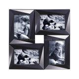 Het plastic MultiFrame van de Foto van de Spiegel van de Lijst van het Bureau van de Collage Openning