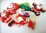 32GB de Stok van de Herten USB van Kerstmis
