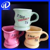 Tinta cerâmica pintada à mão com uso diário personalizado