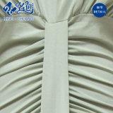 Newstyle длинней плиссированное втулкой платье вечера способа тонкого V-Neckline сексуальное