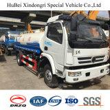 camion dello spruzzatore di trasporto dell'acqua dell'euro 4 di 8cbm 8ton Dongfeng con il motore diesel