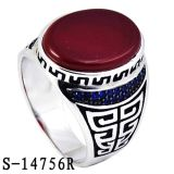 Zilver 925 van de Ring van de Juwelen van de Manier van Hotsale van de fabriek