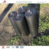 Geschlossener Wasserprobe-Rohr-Stopper